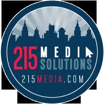 215 Media Logo