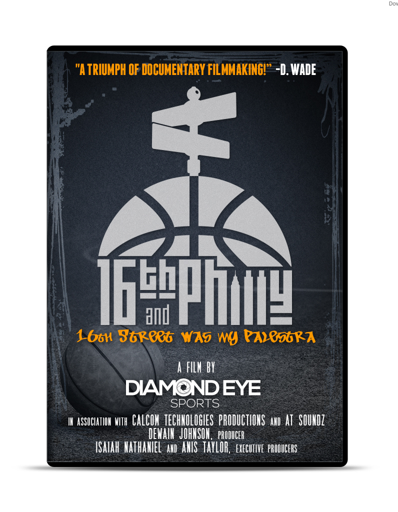 16th and Philly DVD Cover